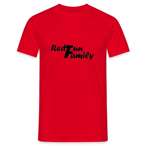 RedfunFamily - T-shirt Homme
