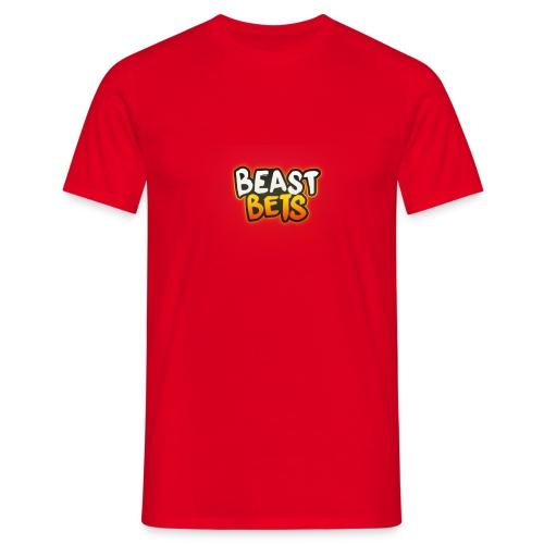 BeastBets - Herre-T-shirt