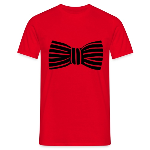 bow_tie - Men's T-Shirt