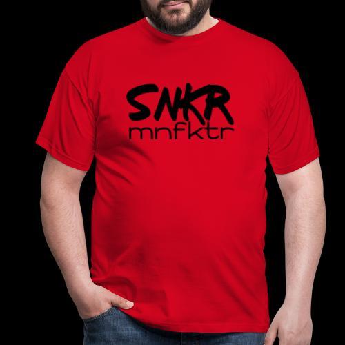 snkrmnfktr - Männer T-Shirt