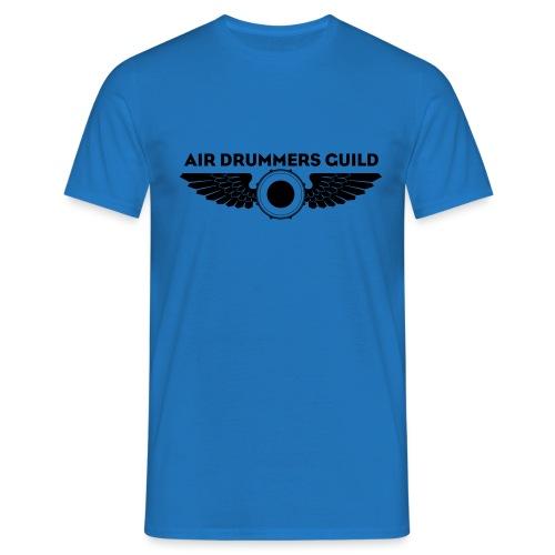 ADG Drum'n'Wings Emblem - Men's T-Shirt