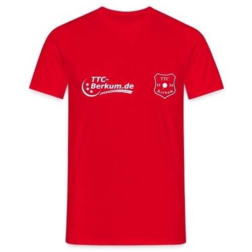 logo ttc - Männer T-Shirt