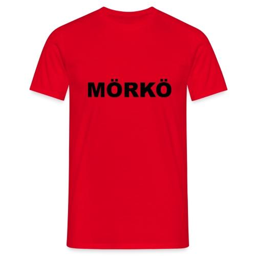 Mörkö - Miesten t-paita