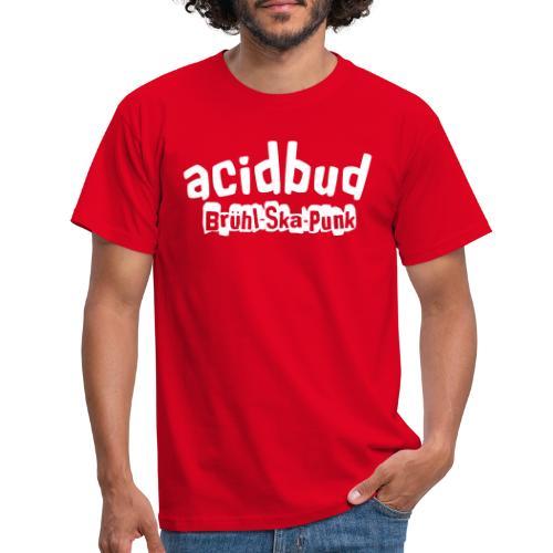 acidbud - Männer T-Shirt