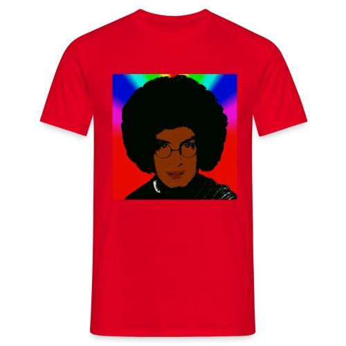 afro1 - Männer T-Shirt
