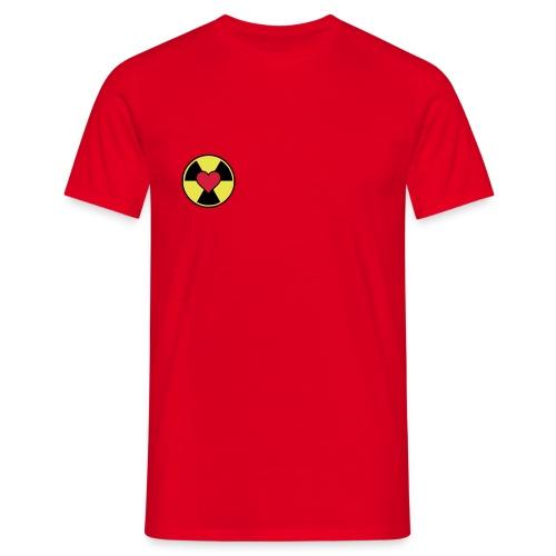 Nuclearlove - Miesten t-paita