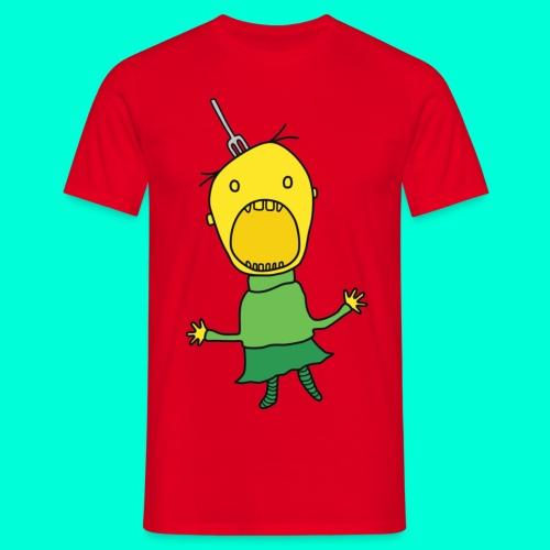 Ajajaj - T-shirt herr