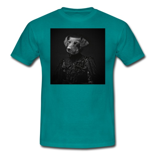 Lady Dog - Männer T-Shirt