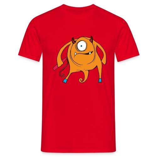 A TAD SURPRISING (monster #3) - Men's T-Shirt