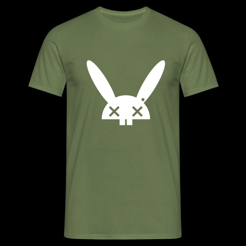 HARE5 LOGO TEE - Men's T-Shirt