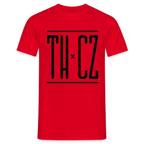 Logo THxCZ - T-shirt Homme