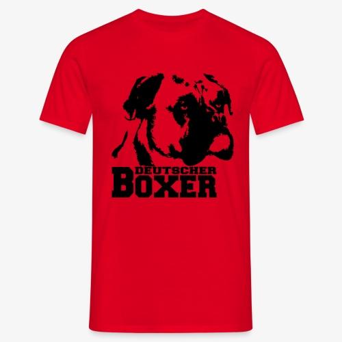 Deutscher Boxer - Männer T-Shirt