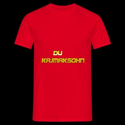 Du KajmakSohn - Männer T-Shirt