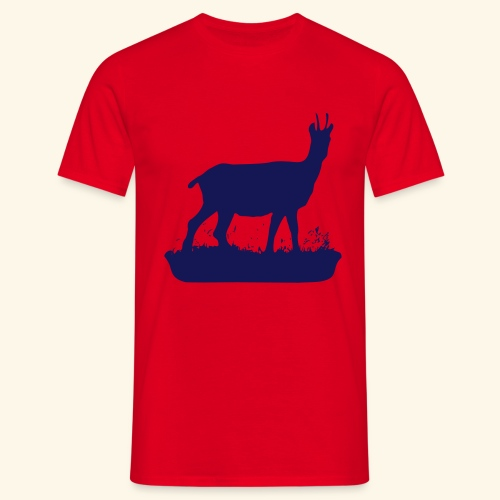 Le Chamois (Vector) - T-shirt Homme