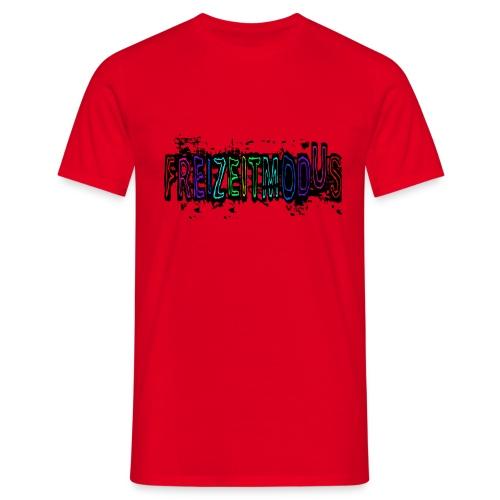 Freizeitmodus catch 2 - Männer T-Shirt