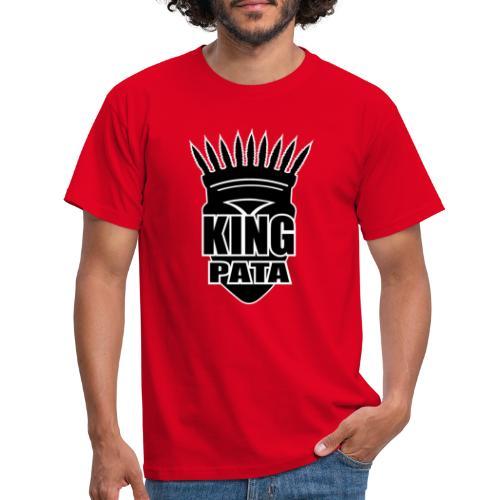 KING PATA - Männer T-Shirt