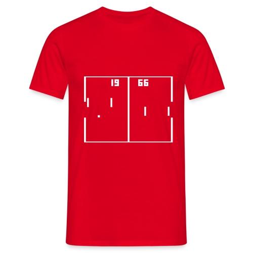 Pong England - Men's T-Shirt