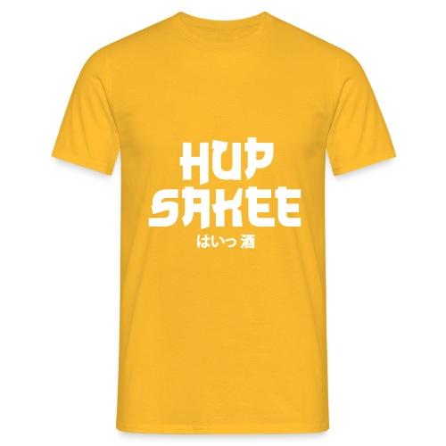 Hup Sakee - Mannen T-shirt