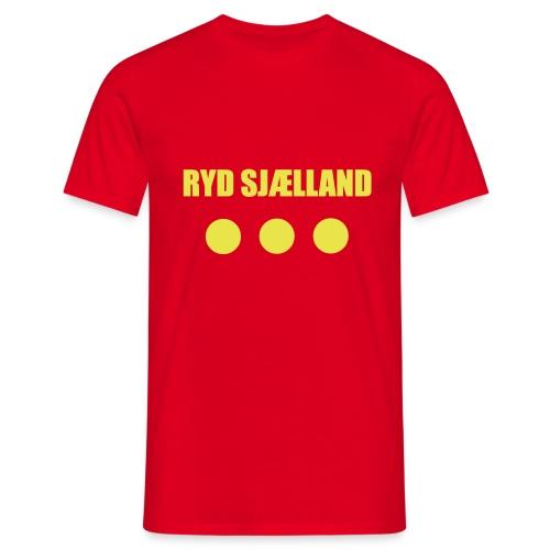ryd sjlland - Herre-T-shirt