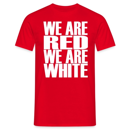 wearered - Herre-T-shirt