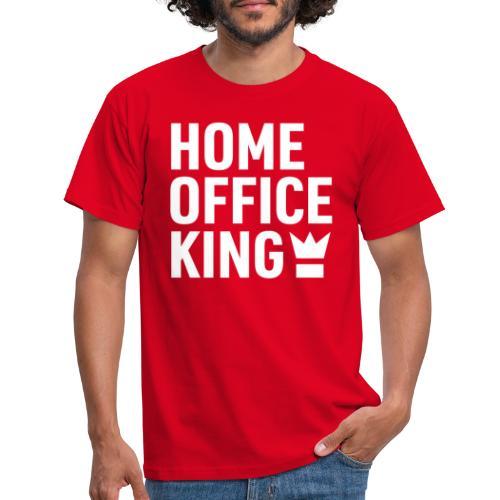 Mitarbeiter Kollege Home Office Quarantäne Corona - Männer T-Shirt