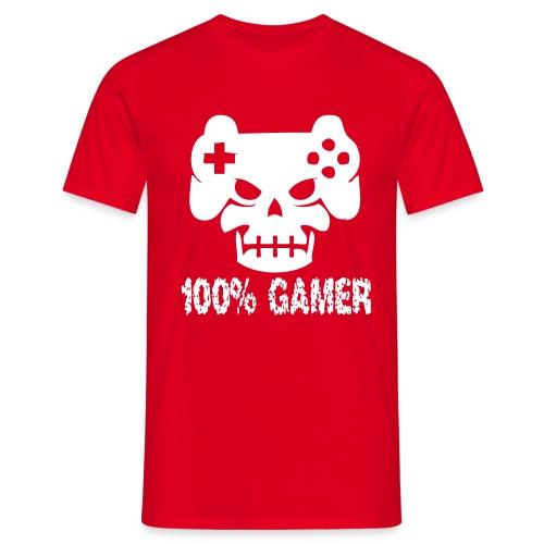 gamer - Camiseta hombre