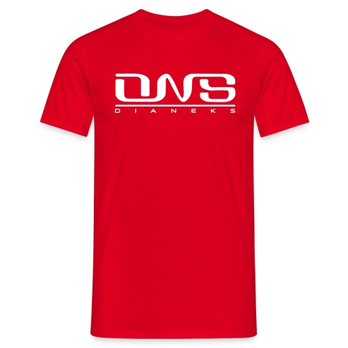 Dianeks Logo - Männer T-Shirt