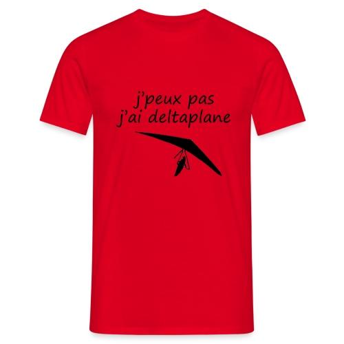 j peuxpas j'ai deltaplane - T-shirt Homme