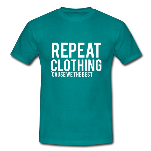 Repeat Clothing - Men's T-Shirt