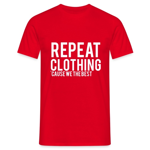 Repeat Clothing - Men's T-Shirt