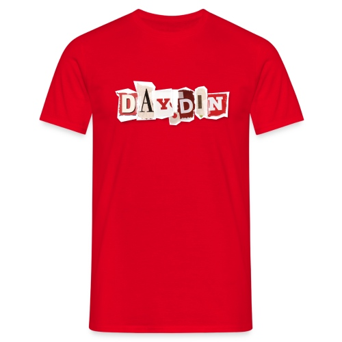 daydin logo - Men's T-Shirt