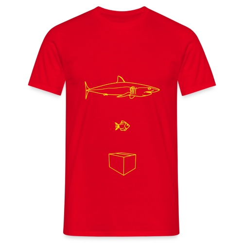 bigfish - Men's T-Shirt