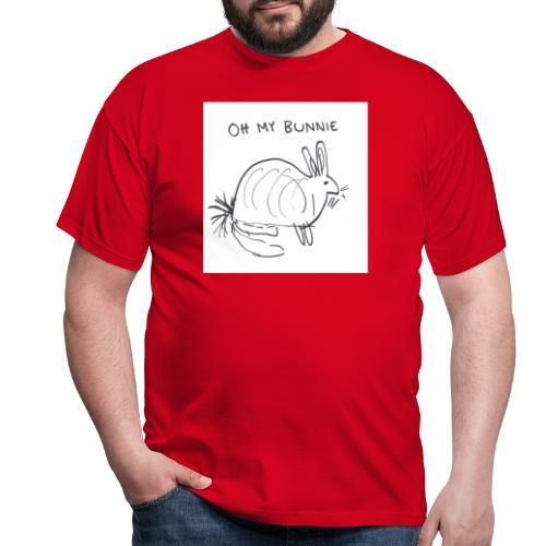 Pupuni - Miesten t-paita