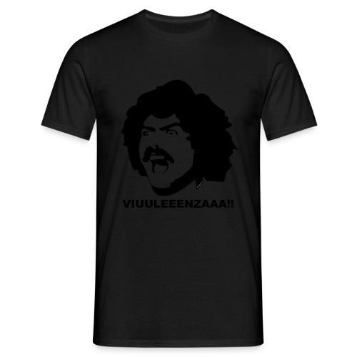 VIUULEEENZAAA nero png - Maglietta da uomo