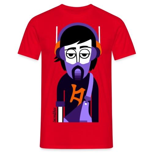 BUZZ DJ - T-shirt Homme