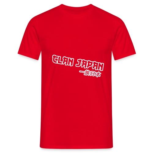 Classic Mens Clan T - Men's T-Shirt