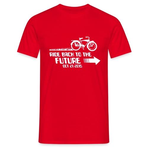 rideback - T-shirt Homme