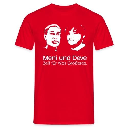 mein und deve - Männer T-Shirt