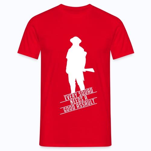 Good Assault - BF1 - Men's T-Shirt