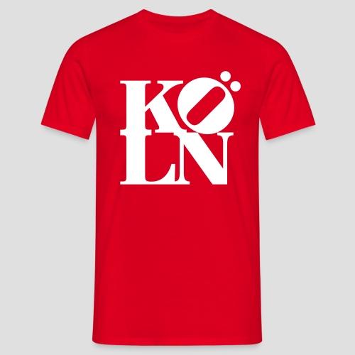 KOELN - Männer T-Shirt