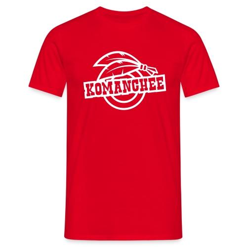 komanchee - Men's T-Shirt