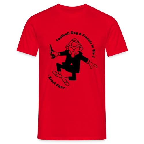 brest fans - T-shirt Homme