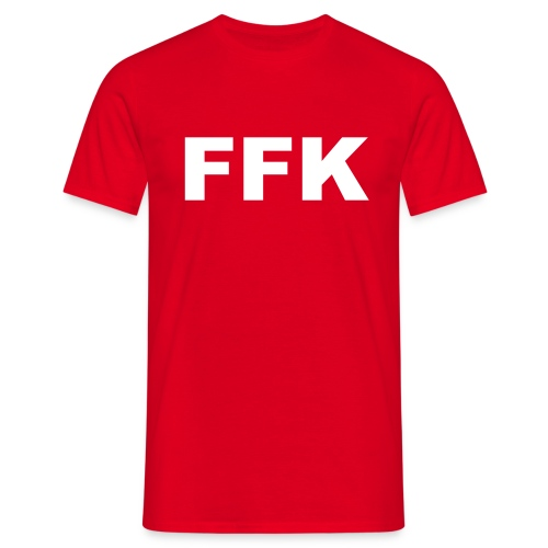 iloveffk - T-skjorte for menn
