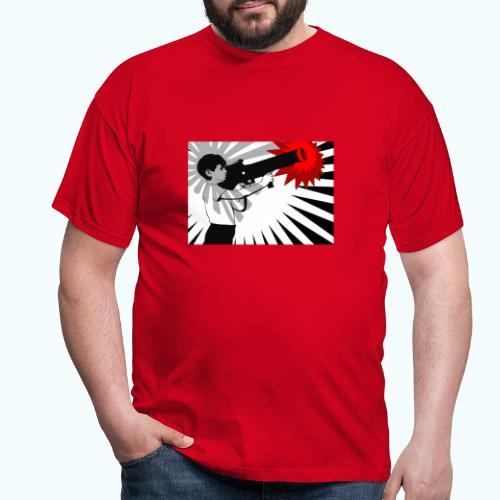 Peace Please - Men's T-Shirt