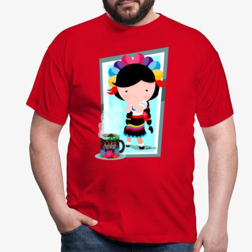 mexicanita - Camiseta hombre