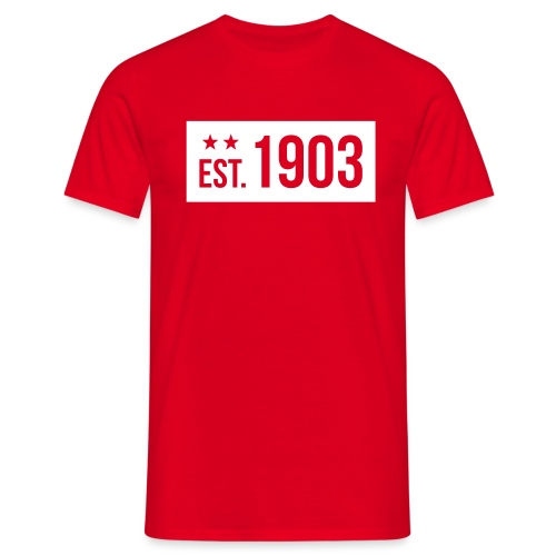 Aberdeen EST 1903 - Men's T-Shirt