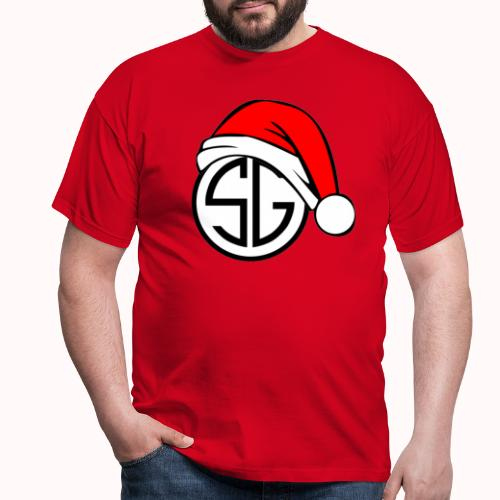 SemGamer Kerst Merch - Mannen T-shirt