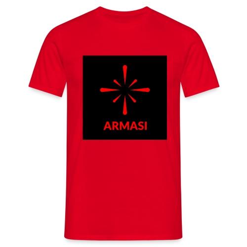 ARMASI - Herre-T-shirt