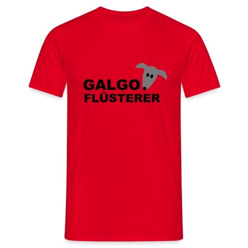 Galgoflüsterer - Männer T-Shirt