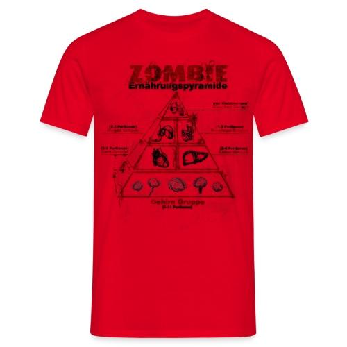 zapyramideretro - Männer T-Shirt